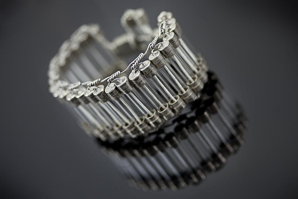 CLear Circuit Bracelet