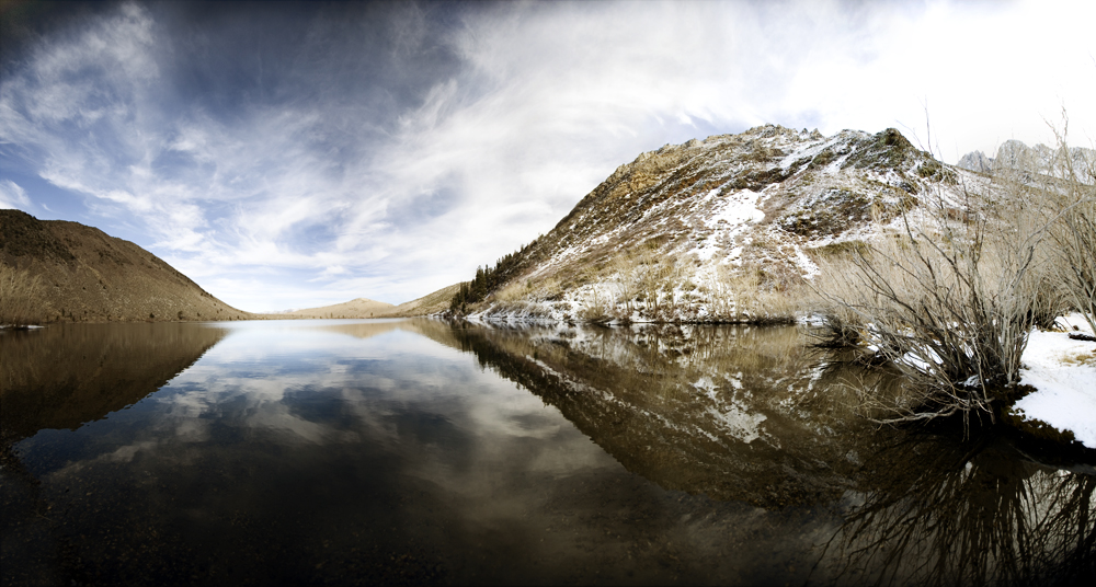 Convict Lake Panoramic