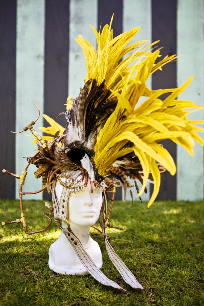 Feather Dreams Headdress