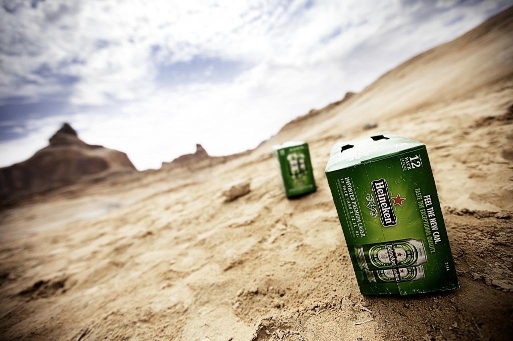 Green Leed Heineken SM