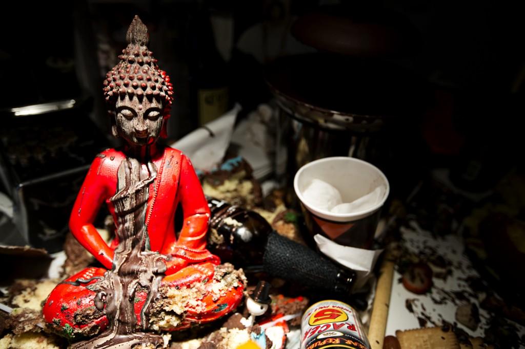 Red Buddha SM